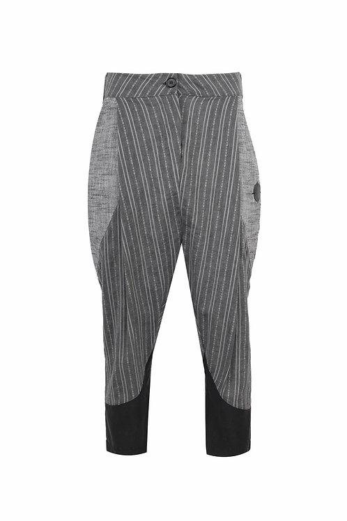 SOUL SPİRİTZ Shin Garni Detaylı Şalvar Pantolon