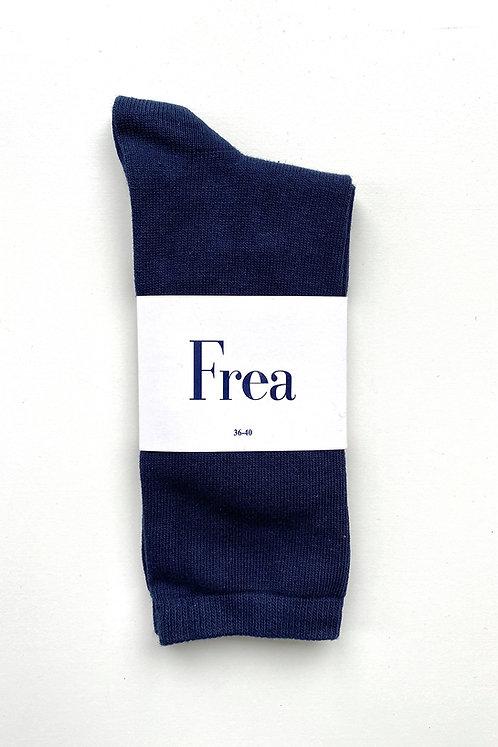 FREA Lacivert Çorap