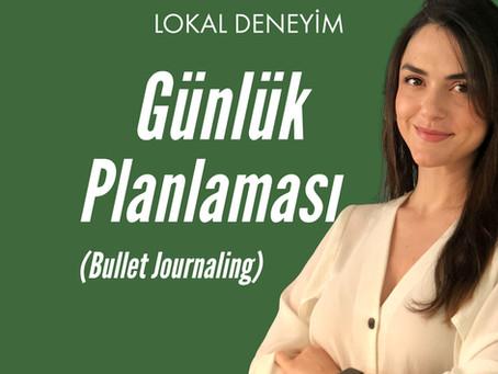 Bullet Journal (Günlük Planlama) Nedir?