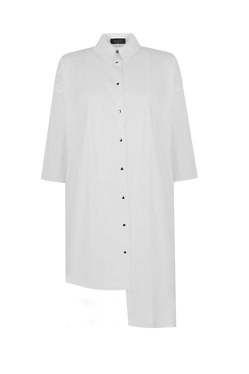 SOUL SPİRİTZ Airi Asimetrik Minimal Gömlek Ceket
