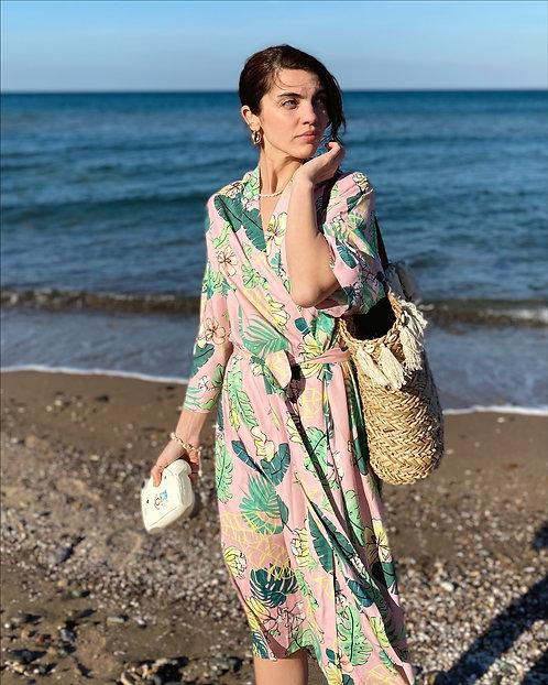 CHILLAX Hawaii Kimono