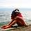 Thumbnail: SOIE MÉME Surf'n Sun Fular