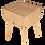 Thumbnail: DEN DESIGN Grey Mini Komodin