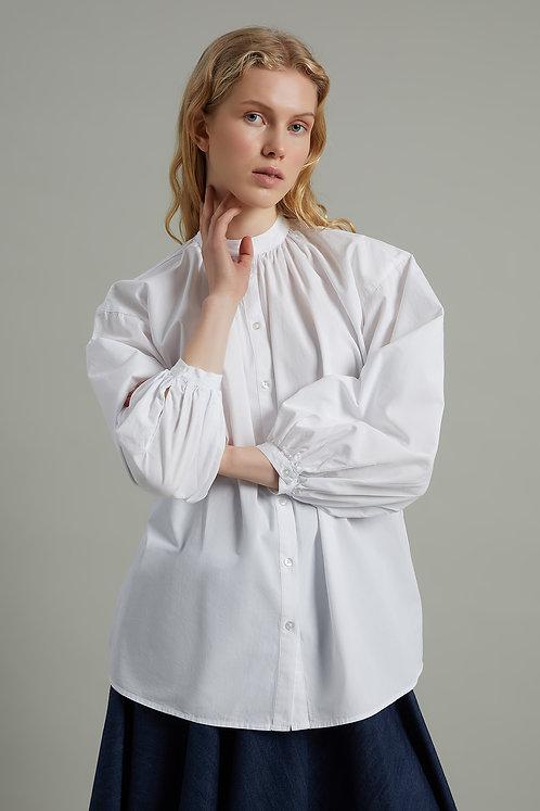 HARMONIOUS Daisy Oversize Organik Pamuk Gömlek