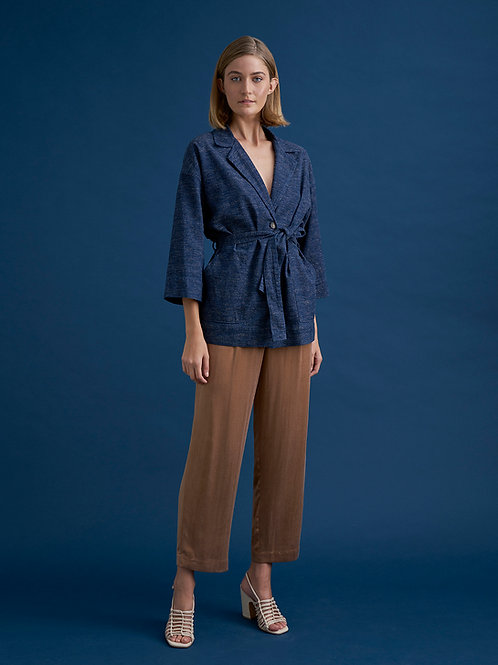 A HİDDEN BEE Kimono Blazer