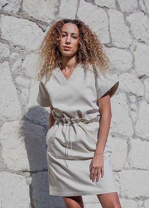 IND'TALES Malta Çok Yönlü Elbise