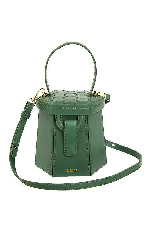 MIANQA Mini Elif Çanta - Yeşil