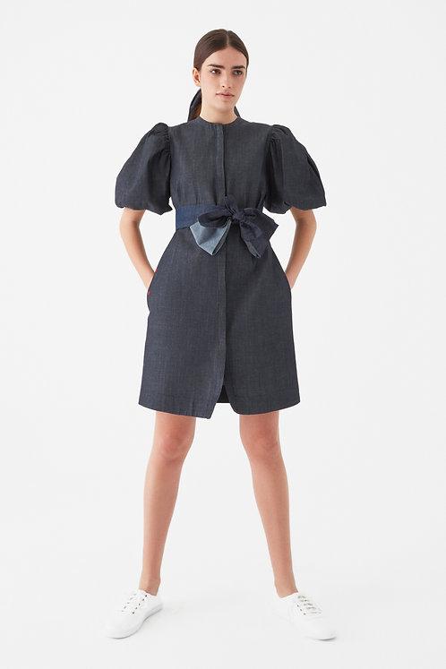 GİYİ No7. Mini Denim Elbise