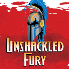 Unshackled Fury Podcast Cover Art