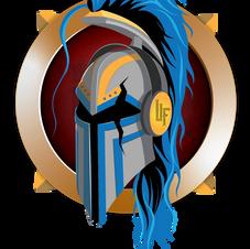 Unshackled Fury Final Logo Art