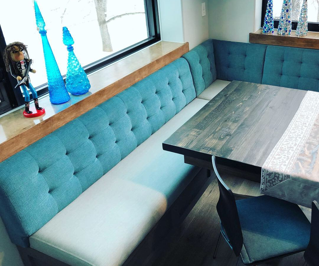 Residential Banquette