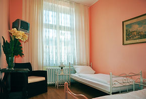 Hotel - Pension Charlottenburg, Berlin, Germany