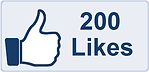 200 лайков
