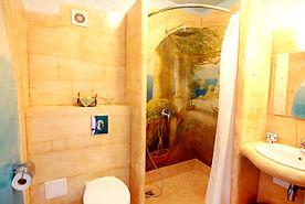Душевая комната улучшенный двухместный номер
