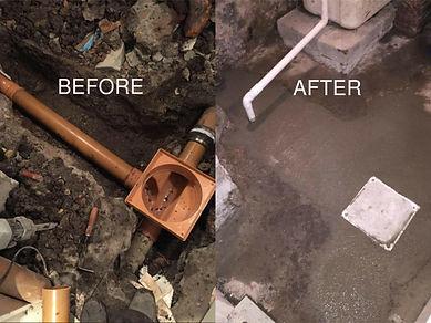 drain excavation mk drains