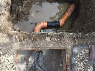 Bad Fitting, Now fixed by MK Drains, Balbriggan.