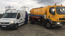 Bigger fleet for Bigger Jobs, MK Drains Commercial & Industrial Services.