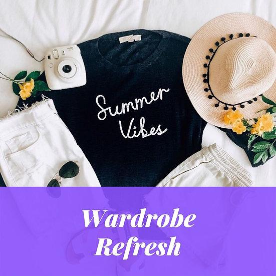 Wardrobe Refresh