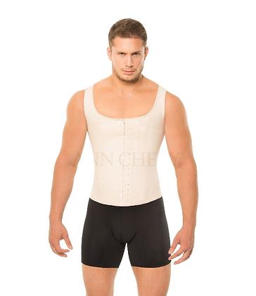 Ann Chery Mens Latex Vest/Chaleco Latex Para Hombres