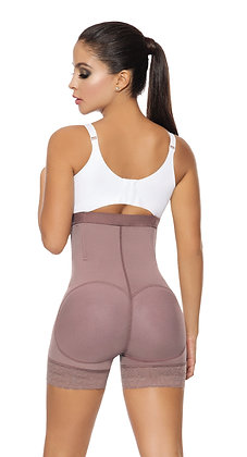 Saralí Deluxe High Waist Butt Lift Panty w/ Brooches