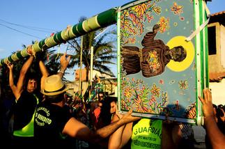 Festejos de São Benedito_Vila Velha/ES.