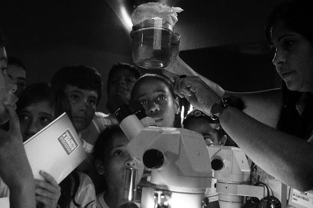 Concientização e prevenção contra a dengue_Cariacica/ES.