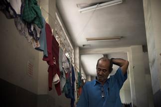 Cigano, morador da ocupação Chico Prego_Vitória/ES.
