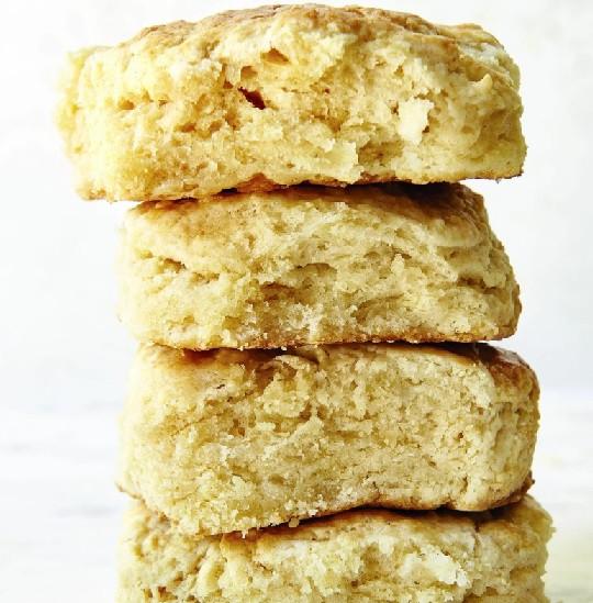 Let's Make Biscuits
