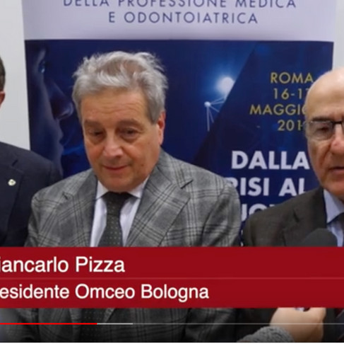 Stati Generali  - Intervista al Presidente Pizza - Serve un Codice Deontologico Forte