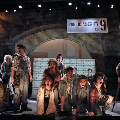 Urinetown at Emerson Stage