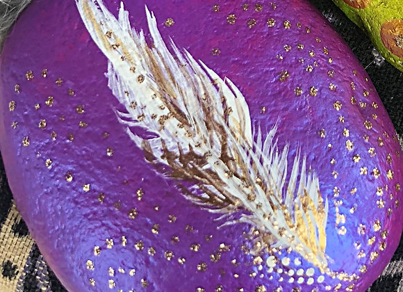Heaven Sent Feather - LoveLife Rock