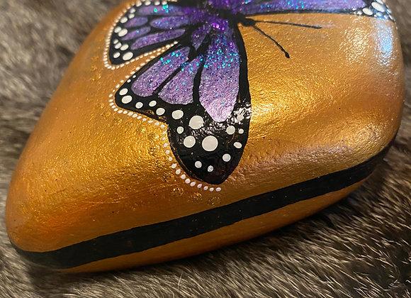 Purple Butterfly - LoveLife Rock