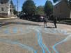 ArtworkbyAdina - Street Mural!   Tattooing the Streets of Boston, MA :)