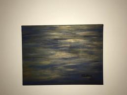 BlueHaze (acrylic on canvas)
