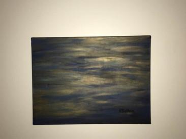 Acrylic on Canvas Abstract