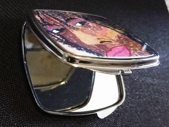 Art Inspired Pocket Mirror