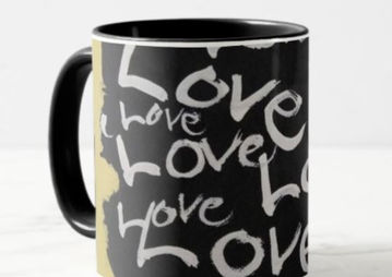 All about Love Mug