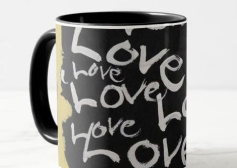 All about Love Mug