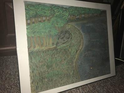 Charcoal Sketch - Color