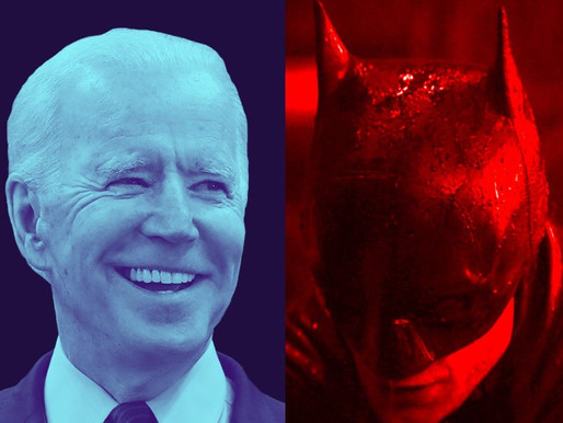 Biden promises to release hostages dangling over boiling lava if Batman will vote blue