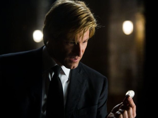 CDC hires Harvey Dent to decide who gets vaccine