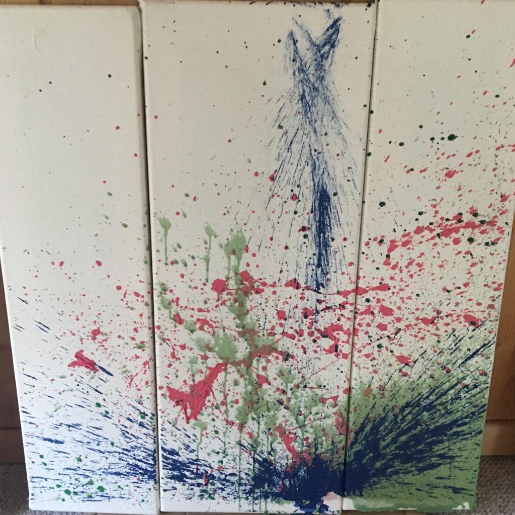 Textile Experiments 2 - 3 Piece