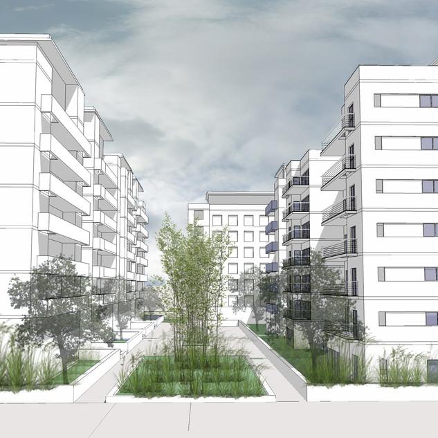 לה גארדיה - התחדשות עירונית