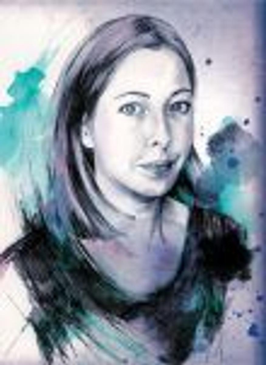 Sarah Manguso CREDIT ILLUSTRATION BY MONTSE BERNAL / REFERENCE: ANDY RYAN