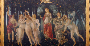 The Birth of Spring: Out of the Dark Night of the Soul