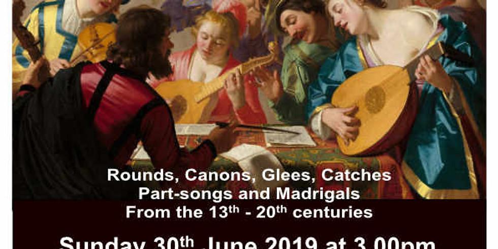 A Magic Carpet Of Choral Music