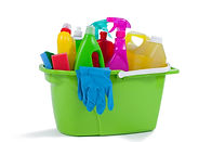 various-household-cleaning-supplies-in-a