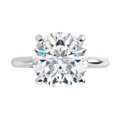 4-Prong Engagement Ring Setting