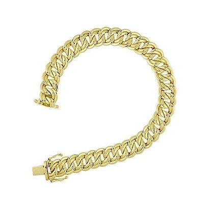 Double Curb Bracelet