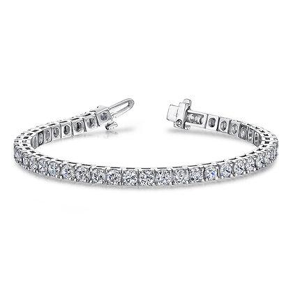 Diamond 4-Prong Tennis Bracelet